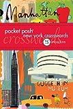 Pocket Posh New York Crosswords, Puzzle Society Staff, 1449427820