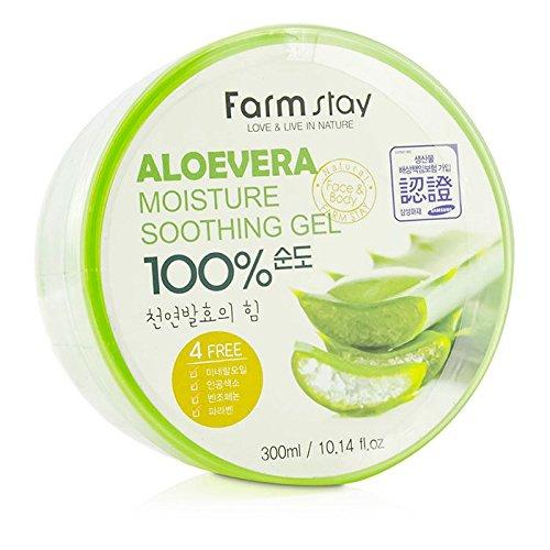 Farmstay Moisture Soothing Gel Aloe 300ml