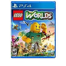 Warner Bros Lego Worlds Playstation 4