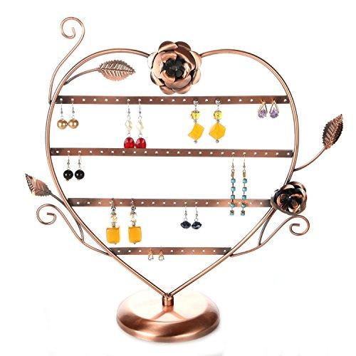 heart jewelry stand - 9
