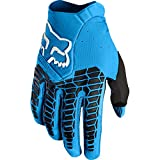 2018 Fox Racing Pawtector Gloves-Blue-M