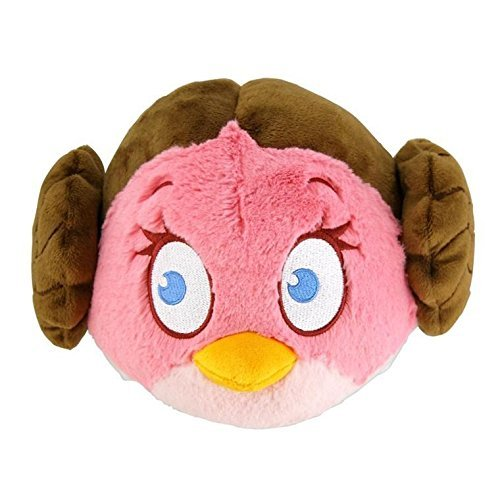 Angry Birds Princess Stella Organa: 5