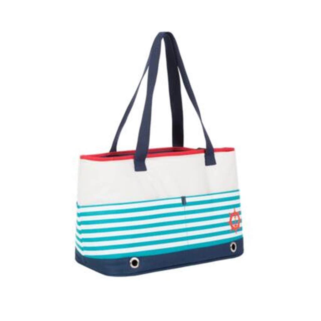 351822 Pet Bag Big Space Breathable Portable Cat And Dog Outgoing Bag Handbag Little Pets Essential