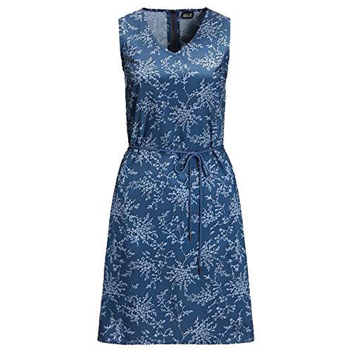 Jack Wolfskin Damen Tioga Road Print Kleid