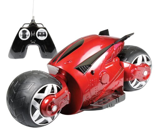 Kid Galaxy Cyber Cycle Red