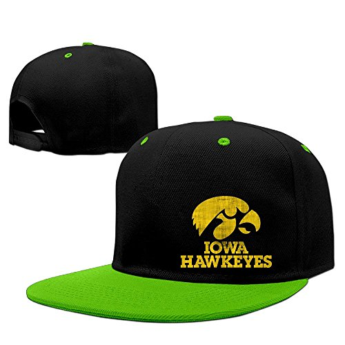 University Of Iowa UI Iowa Hawkeyes Logo Baseball Snapback Cap - Wilkinsons Frames Picture