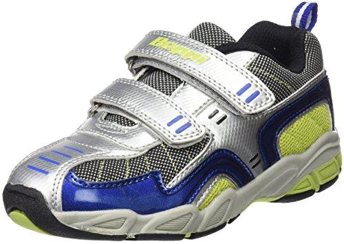 Beppi Jungen Casual Shoe Fitnessschuhe Grau (Silver)