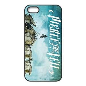 Pierce The Veil RUBBER SILICONE Case for iPhone 5, Pierce The Veil RUBBER iPhone Case-AZA by icecream design