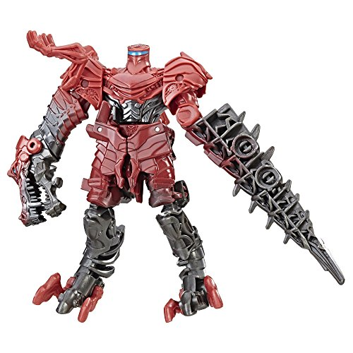 Transformers: The Last Knight 1-Step Turbo Changer Scorn