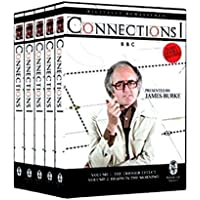 Connections 1 (5 - Disc Set) (DVD, 2007, 5-Disc Set)