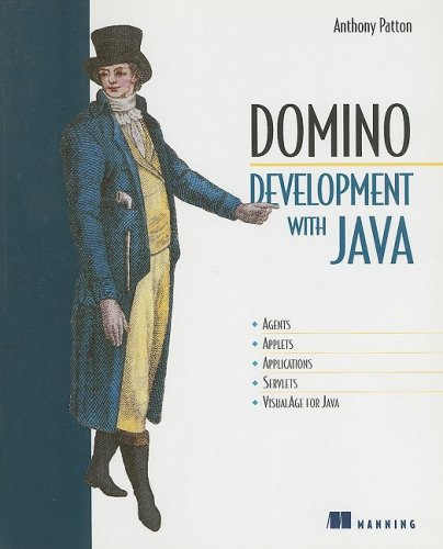 [PDF] Domino Development with Java Free Download | Publisher : Manning Publications | Category : Computers & Internet | ISBN 10 : 1930110049 | ISBN 13 : 9781930110045