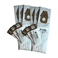 Think Crucial Replacement for Hoover 6 I & 6 Q Bags Fit Platinum UH30010COM Uprights, Compatible With Part # AH10005 & AH10000