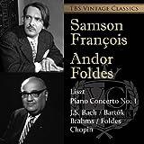 TBS Vintage Classics リスト:ハンガリー狂詩曲第1番/リスト:ピアノ協奏曲