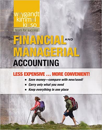 Financial and managerial accounting jerry j weygandt paul d financial and managerial accounting 1st edition fandeluxe Gallery