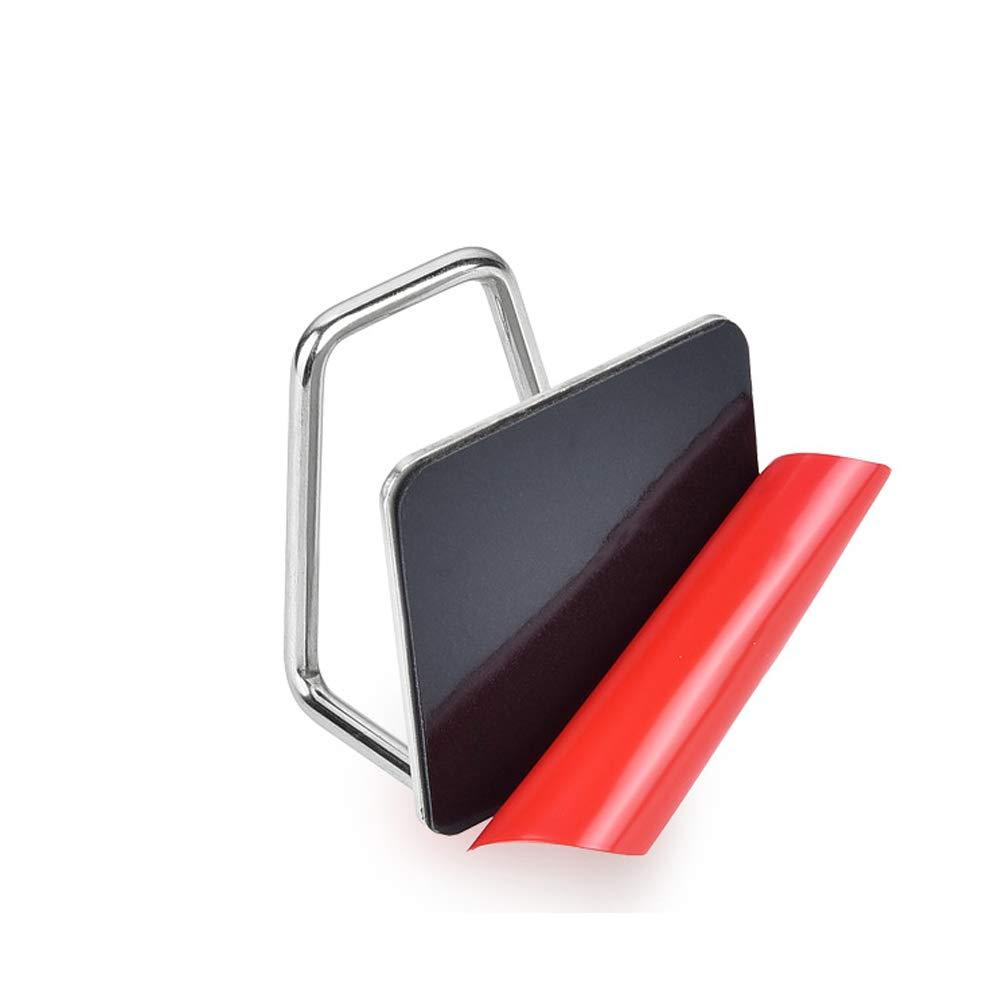 BESTONZON Spugna Holder Sink Organizer Porta sapone scolapiatti in acciaio inox