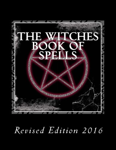 The Witches Book of Spells -