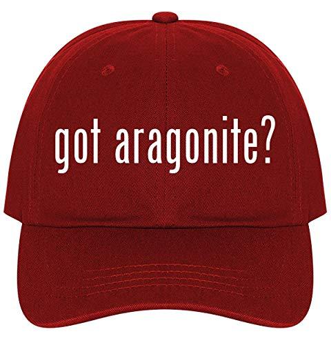 got Aragonite? - A Nice Comfortable Adjustable Dad Hat Cap, Red