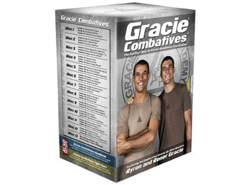 Gracie Combatives - Ryron Gracie and Rener Gracie