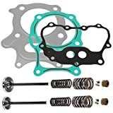 CALTRIC CYLINDER HEAD VALVE GASKET KIT Fits HONDA TRX250TE Recon 250 2X4 ES 2002-2018 for $52.00.