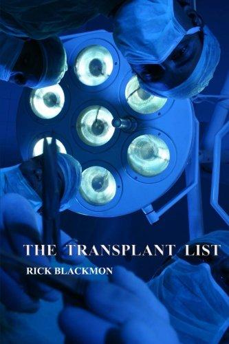 Download The Transplant List (Greg Michaels Books) pdf epub