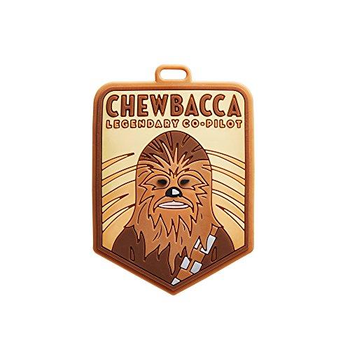 Plox Chewbacca buscador de Llaves Bluetooth Café - Localizadores de Llaves (Café, Android, iOS)