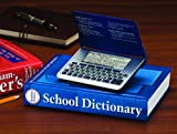 Franklin Electronics MWS-1940 Speaking Merriam-Webster's School Dictionary