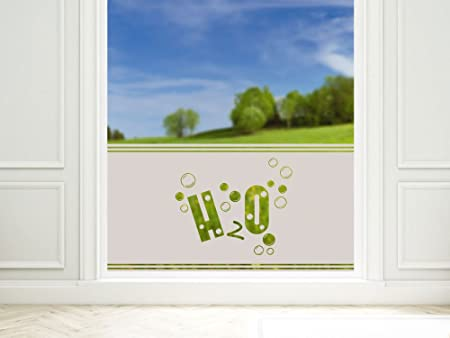 Graz Design Translucent Privacy Screen For Glass Door Window Film