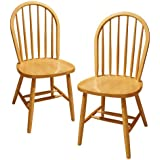 Amazon.com: Wood - Chairs / Kitchen & Dining Room Furniture: Home ...
