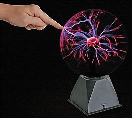 Amazon PowerTRC Plasma Nebula Ball 7 Inches Home Kitchen
