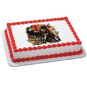 Pirate Cake Decorations Amazon