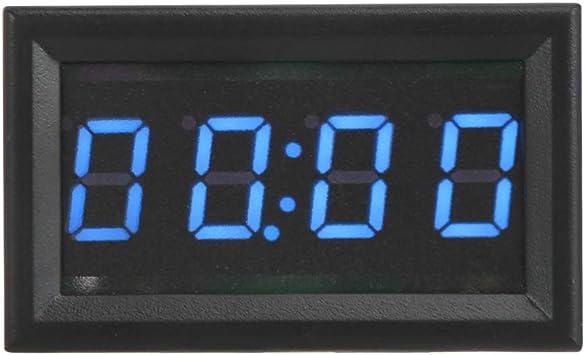 orologio digitale auto