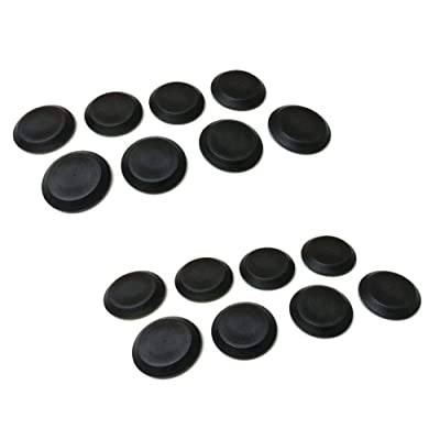 (16) Body Floor Pan Drain Plugs for 1987-1995 Jeep Wrangler YJ - All Trim Levels: Automotive