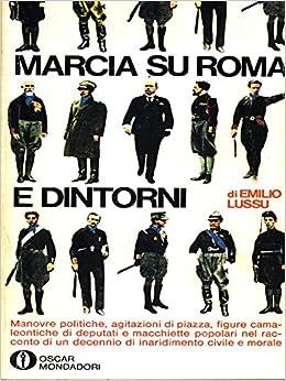 marcia su roma e dintorni  Marcia Su Roma e dintorni: E Lussu: : Books