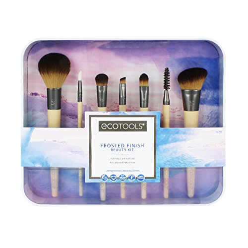Ecotools Limited Edition Frosted Finish Beauty Kit