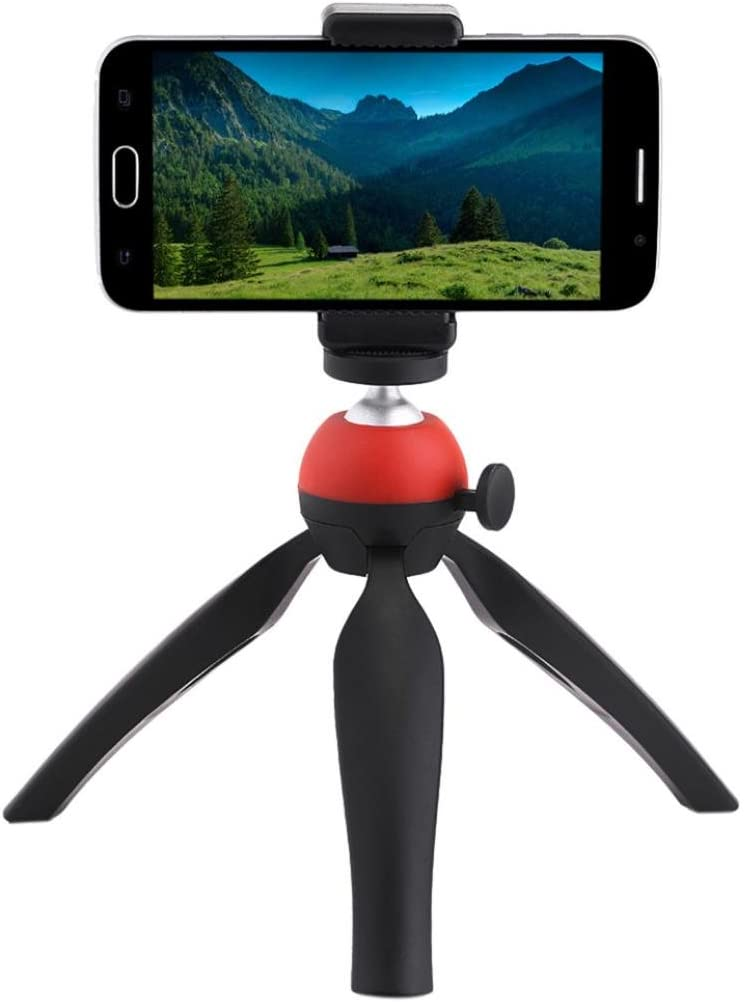 Dolloress Mini 360/° Ball Head Universal Tabletop Handheld Tripod Compact Digital Camera Holder For Phone//GoPros