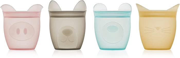 Top 10 Baby Food Silicone Container