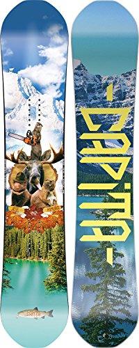 Capita Jess Kimura Pro Snowboard Womens Sz 142cm -