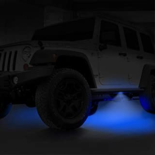 product image for Baja Designs LED Dome Light with Switch Blue
