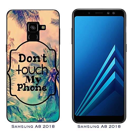 Funda Galaxy A8 (2018) Carcasa Samsung Galaxy A8 (2018 ...