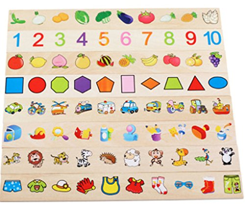Learning Knowledge Classification Box Shape Matched Children Puzzle Baby Toys