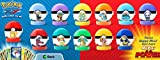 Mcdonalds Happy Meal Pokemon Toys Set With Cards(pack of 12)