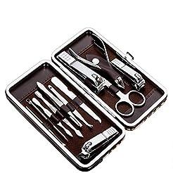Tseoa Manicure, Pedicure Kit, Nail Clipp...