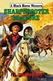 Book Cover for Sharpshooter McClure (Black Horse Western)