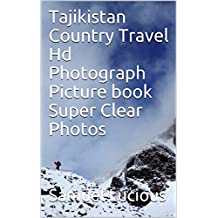 Tajikistan Country Travel Hd Photograph Picture book Super Clear Photos