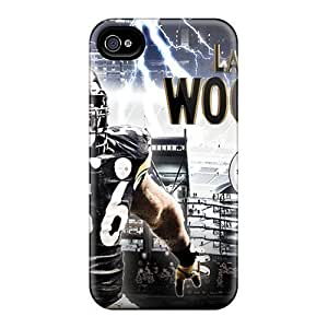 VPa9499QKnW Evanhappy42 Awesome Cases Covers Compatible With Iphone 4/4s - Pittsburgh Steelers