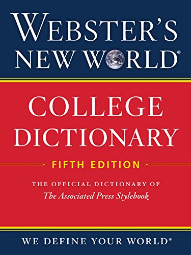 Webster's New World College Dictionary, Fifth Edition ()