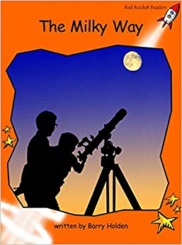 Book The Milky Way Big Book Edition (Red Rocket Readers)