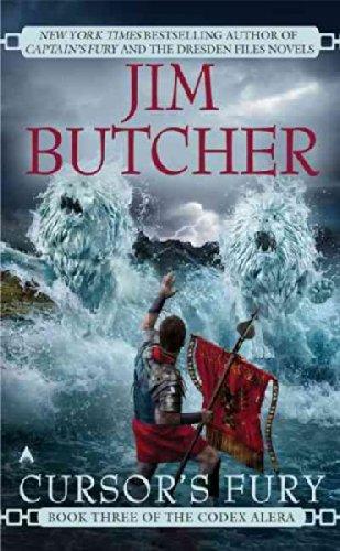 Cursor's Fury (Book Three of the Codex Alera) (First Lord Fury Butcher compare prices)