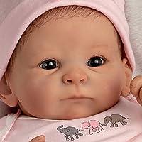 Ashton Drake Little Peanut Baby Doll, 17-Inch