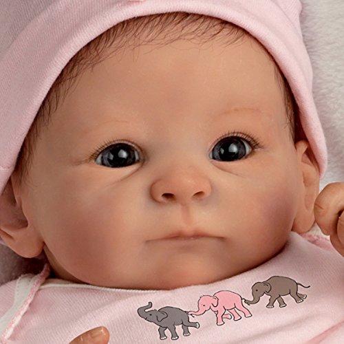 Ashton Drake Sleeping Beauty Doll: Drake Galleries Tasha Edenholm So Truly Real